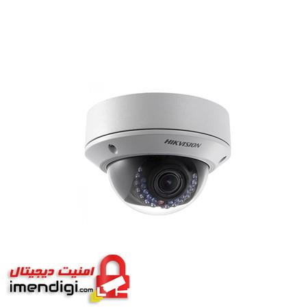 DS-2CD2732F-I Hikvision Network 3MP IP66 Network IR Dome Camera - دوربین دام تحت شبکه دام DS-2CD2732F-I