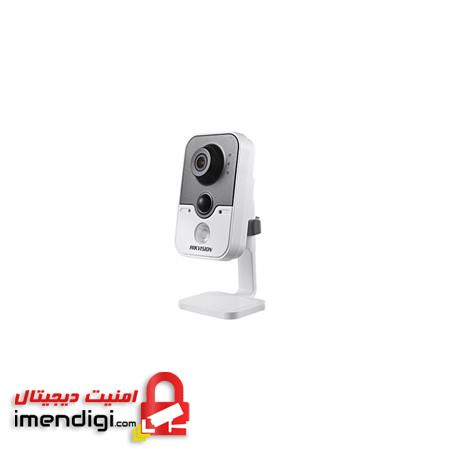 Hikvision DS-2CD2442 FWD-IW network Cube camera - دوربین تحت شبکه کیوب هایک ویژن DS-2CD2442 FWD-IW