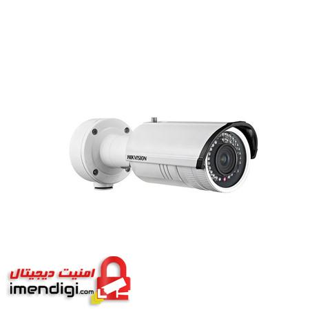 Hilvision DS-2CD2652F-IS varifocal Bullet Network Camera - دوربین تحت شبکه بولت وری فوکال هایک ویژن DS-2CD2652F-IS