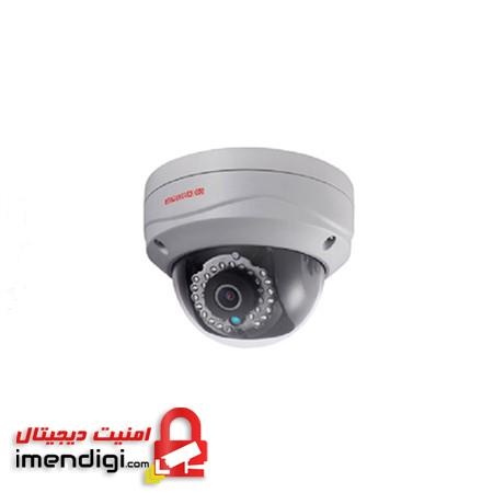 NETWORK FIXED LENZ DOME CAMERA - دوربین تحت شبکه دام اسپرادو SNC-6422
