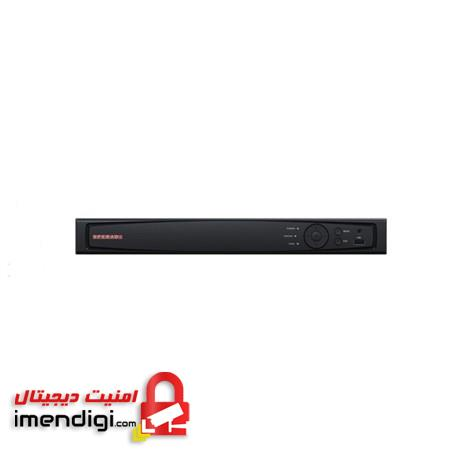 4 CHANNEL NETWORK VIDEO RECORDER - دستگاه NVR اسپرادو SNS-5604