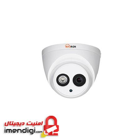 MAXRON IP Dome CAMERA MIC-DR4231EM-AS - دوربین دامIP مکسرون MIC-DR4231EM-AS