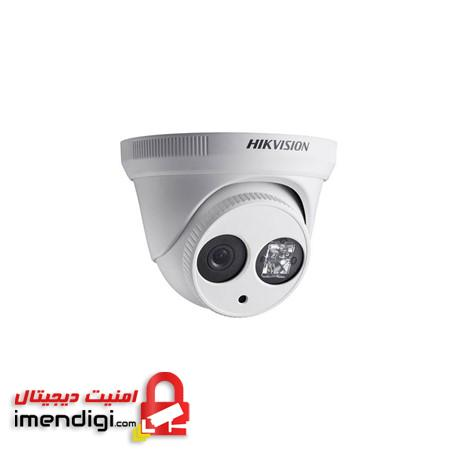 DS-2CD2332-I Hikvision Network Dome 3MP EXIR Turret Network Camera - دوربین تحت شبکه دام هایک ویژن DS-2CD2332-I