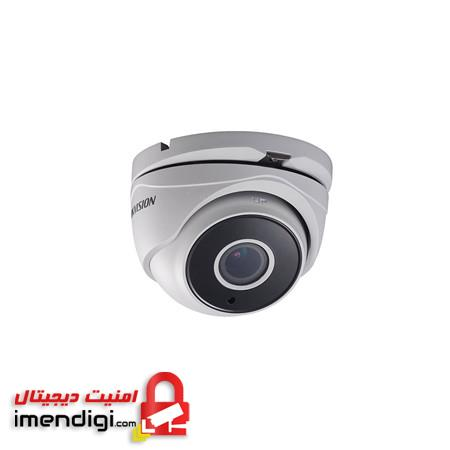 Hikvision HD1080P WDR IR Turret Camera - دوربین آنالوگ دام هایک ویژن DS-2CE56 D5T-IRM