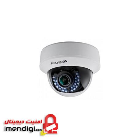 Hilvision DS-2CD2720F-IS varndal-proof Dome Network Camera - دوربین تحت شبکه دام هایک ویژن DS-2CD2720F-IS